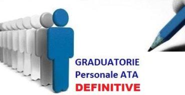 ENNA – personale ATA – Pubblicazione graduatorie assegnazioni provvisorie Provinciali e Interprovinciali DEFINITIVE – anno scol. 2018-19