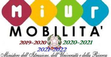 MOBILITA' 2020 – NOTA UNITARIA SICILIA
