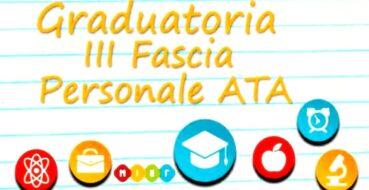 Graduatorie ATA terza fascia, speciale AGGIORNATO: date, requisiti, news. BOZZA Decreto e BOZZA tabella titoli